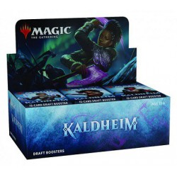 Kaldheim 36 Draft Boosters Box (English)