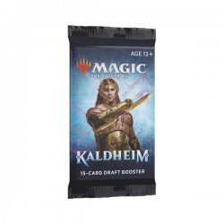Kaldheim Draft Booster (1) (English)