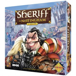 El sheriff de Nottingham 2ª ed (Spanish)