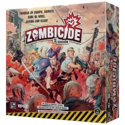 Zombicide Segunda Edición (Spanish)