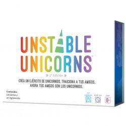 Unstable Unicorns (Spanish)