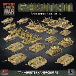 German Starter Force: Tank-hunter Kampfgruppe