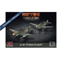 JU 87 Stuka Flight