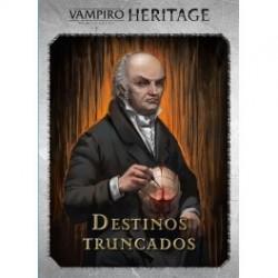 Destinos Truncados, Heritage expansion (Spanish)