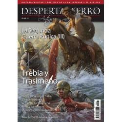 Desperta Ferro Antigua y Medieval Nº 63: La Segunda Guerra Púnica (III) Trebia y Trasimeno (Spanish)