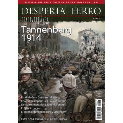 Desperta Ferro Contemporánea Nº 43: Tannenberg 1914 (Spanish)
