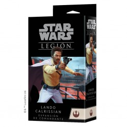 Lando Calrissian Expansión de Comandante