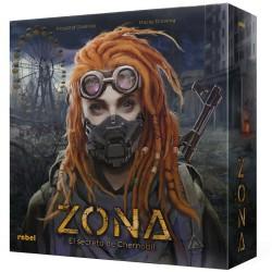 Zona: El Secreto de Chernóbil (Spanish)