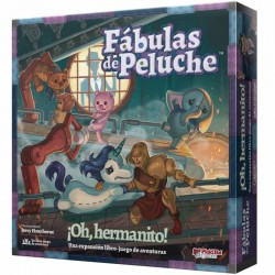 Fábulas de Peluche ¡Oh, Hermanito! (Spanish)