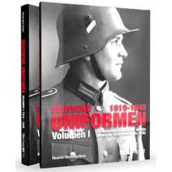 The Uniform of the German Soldier. Volume I: 1919 - 1935 (English)