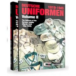 The Uniform of the German Soldier. Volume II: 1935 - 1945 (English)