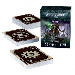 Datacards: Death Guard (Spanish)