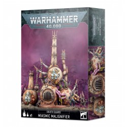 Death Guard: Miasmic Malignifier (2)