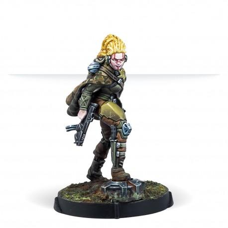Aïda Swanson, Submondo Smuggler (Submachine gun)