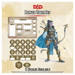 D&D - Ranger Token Set