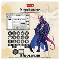 D&D - Rogue Token Set