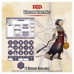 D&D - Warlock Token Set