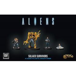 Aliens: Sulaco Survivors (English)