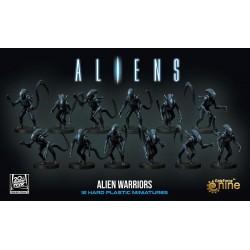 Aliens: Alien Warriors (English)
