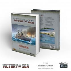 Victory at Sea Hardback Rulebook (English)
