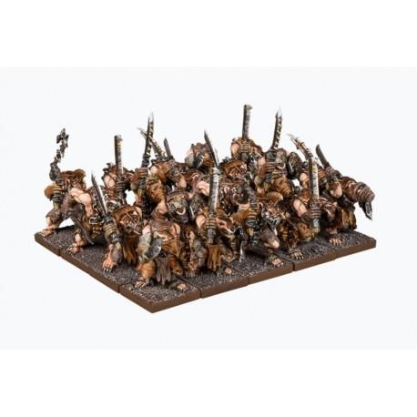Ratkin Warriors Regiment 2021