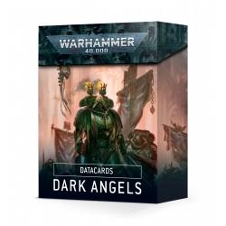 Datacards: Dark Angels (Spanish)