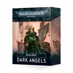 Datacards: Dark Angels (Inglés)