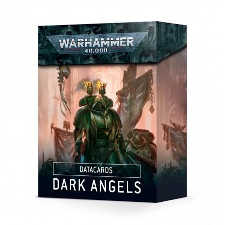 Datacards: Dark Angels (Inglés)