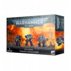 Space Marines: Eradicators (3)