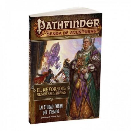 Pathfinder - El retorno de los Señores de las Runas 5: La Ciudad Fuera del Tiempo (Spanish)
