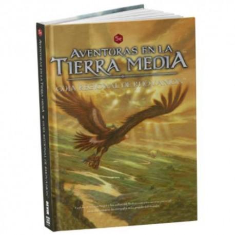 Aventuras de la Tierra Media (ATM) - Guía regional de Rhovanion (Spanish)