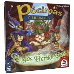 Pócimas y Brebajes: Las Brujas Herboristas (Spanish)