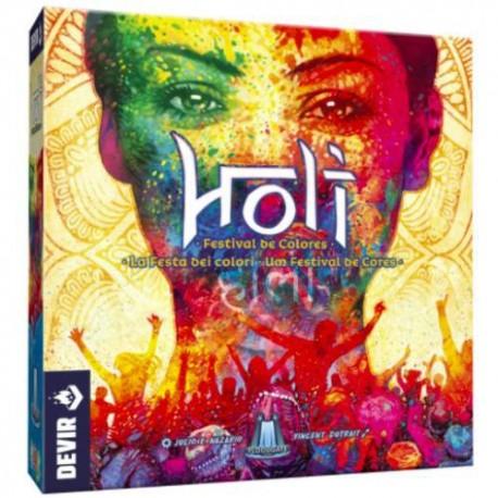 Holi (Spanish)