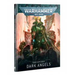 Codex: Dark Angels (Inglés)