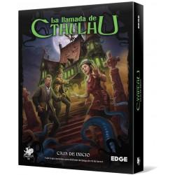 La llamada de Cthulhu: Caja de Inicio Edición Revisada (Spanish)