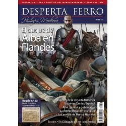 Desperta Ferro Moderna Nº 50: El duque de Alba en Flandes (Spanish)