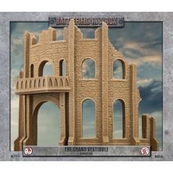 Gothic Battlefields - The Grand Vestibule - Sandstone (1) - 30mm