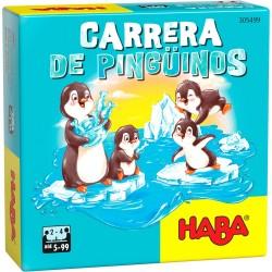 Carrera de Pingüinos (Spanish)