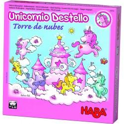Unicornio Destello: Torre de Nubes (Spanish)