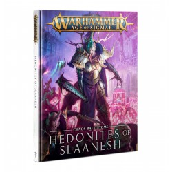 Battletome: Hedonites of Slaanesh (Spanish)