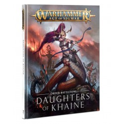 Battletome: Daughters of Khaine (Spanish)
