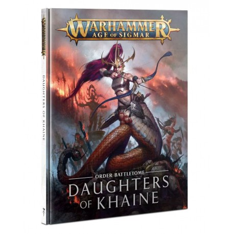 Battletome: Daughters of Khaine (Castellano)