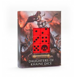 Daughters of Khaine Dice Set (20)