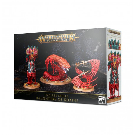 Daughters of Khaine Endless Spells (3)
