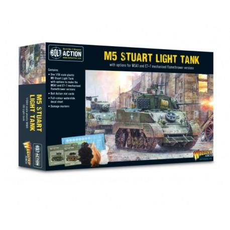 M5 Stuart Light Tank