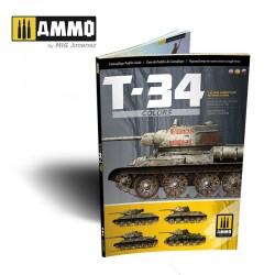 T-34 Colors. Camuflajes de los T-34 Durante la 2ª Guerra Mundial (Spanish)