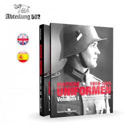 The Uniform of the German Soldier. Volume I: 1919 - 1935 (Spanish)