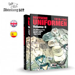 The Uniform of the German Soldier. Volume II: 1935 - 1945 (Spanish)
