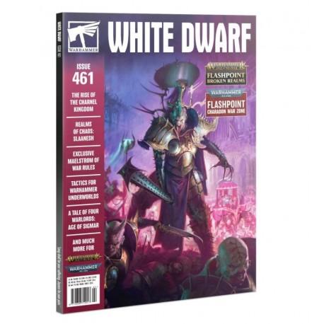 White Dwarf Febrero 2021 (Inglés)