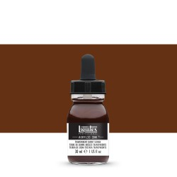Transparent Burnt Sienna